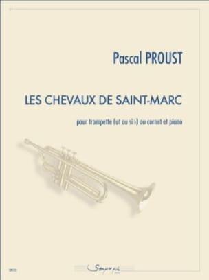 Les chevaux de Saint-Marc - Pascal Proust - laflutedepan.com