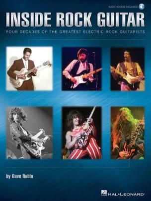Dave Rubin - Inside Rock Guitar - Partition - di-arezzo.co.uk