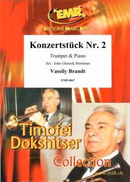 Konzertstück Nr. 2 In Es Dur Opus 12 Vassily Brandt laflutedepan