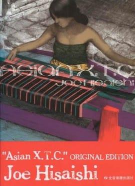 Asian X.T.C. Joe Hisaishi Partition Pop / Rock - laflutedepan