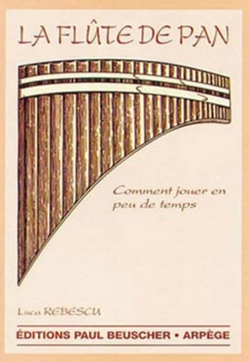 La Flûte de Pan - Luca Rebescu - Partition - laflutedepan.com