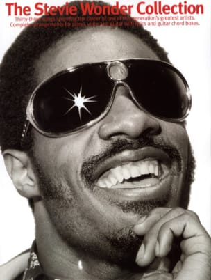 The Stevie Wonder Collection Stevie Wonder Partition laflutedepan