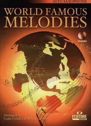 World Famous Melodies - Partition - Saxophone - laflutedepan.com