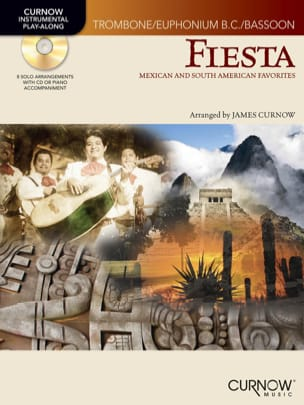 Fiesta - Traditionnel - Partition - Trombone - laflutedepan.com