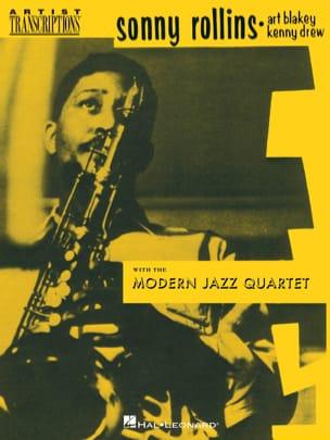 Sonny Rollins, Art Blakey & Kenny Drew With the Modern Jazz Quartet laflutedepan