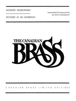 Pictures at an Exhibition - The Canadian Brass laflutedepan