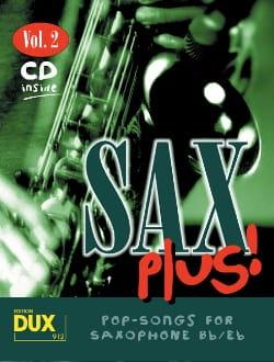 Sax plus! volume 2 - Partition - Saxophone - laflutedepan.com