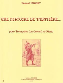 Une histoire de tabatière... Pascal Proust Partition laflutedepan