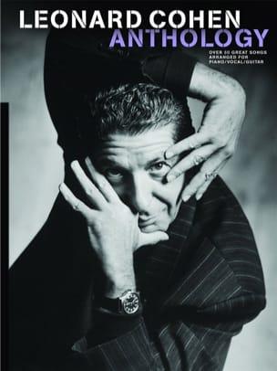Leonard Cohen - Leonard Cohen Anthology 50 Lieder - Partition - di-arezzo.de