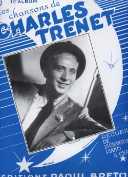 Charles Trenet - The Songs of Trenet Album N ° 1 - Partition - di-arezzo.co.uk