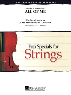 All of Me - Pop Specials for Strings John Legend laflutedepan