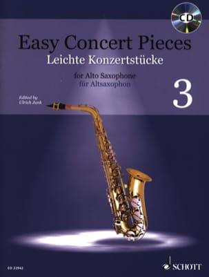 Easy Concert Pieces - Volume 3 - Partition - laflutedepan.com
