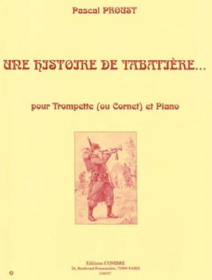 Une histoire de tabatière... - Pascal Proust - laflutedepan.com
