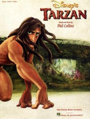 Tarzan DISNEY Partition Musique de film - laflutedepan