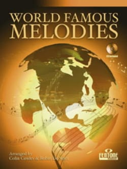 World Famous Melodies Partition Flûte traversière - laflutedepan