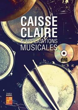 Caisse Claire & Applications Musicales Frédéric Marcel laflutedepan