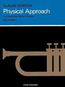Physical approach Claude Gordon Partition Trombone - laflutedepan
