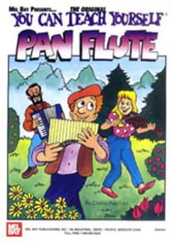 You Can Teach Yourself Pan Flute Costel Puscoiu Partition laflutedepan