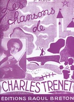 Les Chansons de Trenet Album N° 3 Charles Trenet laflutedepan