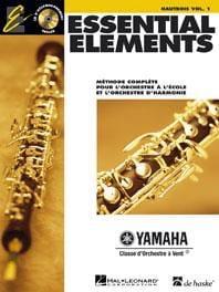 Essential Elements. Hautbois Volume 1 Partition laflutedepan