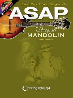 ASAP Bluegrass Mandolin Eddie Collins Partition laflutedepan