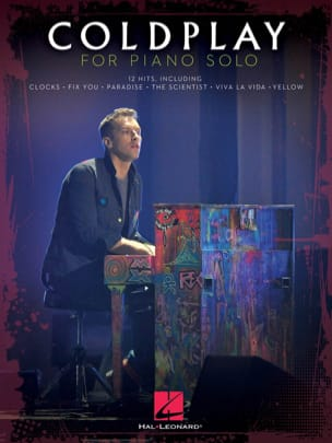 Coldplay - Coldplay for piano solo - Partition - di-arezzo.fr