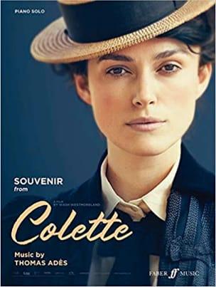 Souvenir - Thème du Film Colette - Thomas Adès - laflutedepan.com