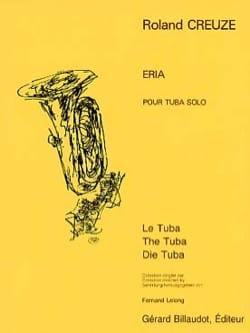 Eria Roland Creuze Partition Tuba - laflutedepan