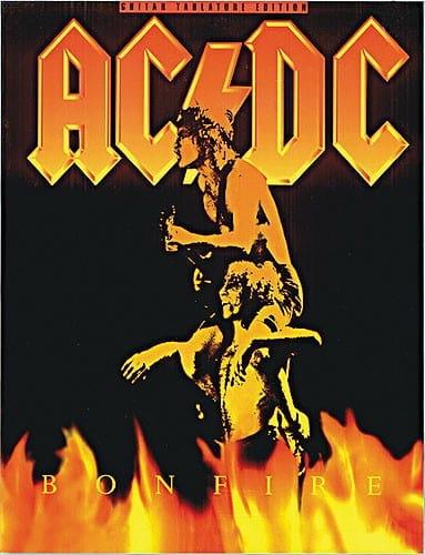 Bonfire - AC-DC - Partition - Pop / Rock - laflutedepan.com