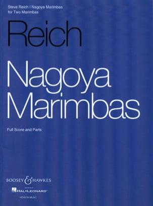 Nagoya Marimbas Steve Reich Partition laflutedepan