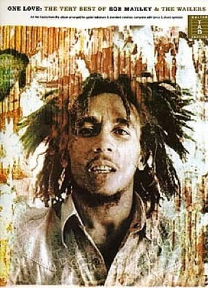 One Love: The Very Best Of - Bob Marley - Partition - laflutedepan.com
