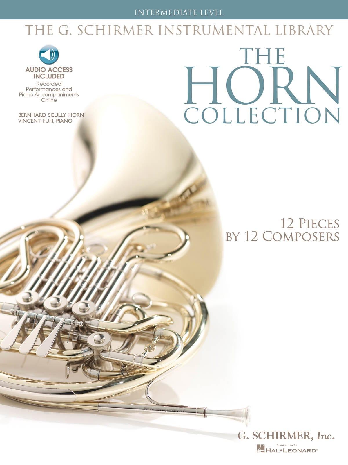 The Horn Collection Intermediate Level - laflutedepan.com