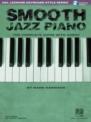 Smooth Jazz Piano Mark Harrison Partition Piano - laflutedepan