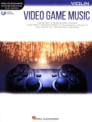 Video Game Music for Violin Musique de Jeux Vidéo laflutedepan