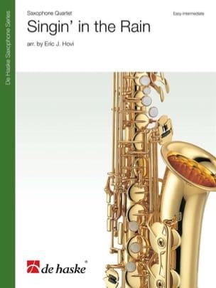 Singin' in the Rain - Quatuor de Saxophones Gene Kelly laflutedepan