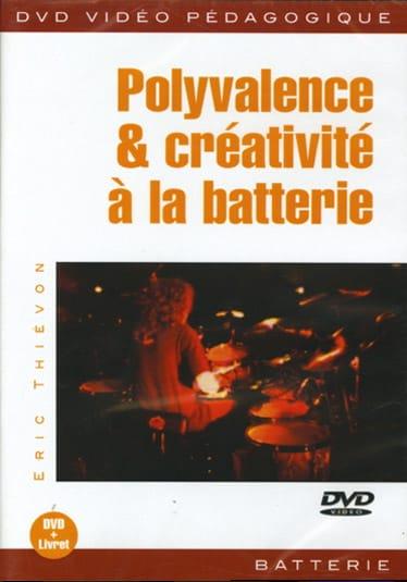 DVD - Polyvalence & Créativité A la Batterie - laflutedepan.com