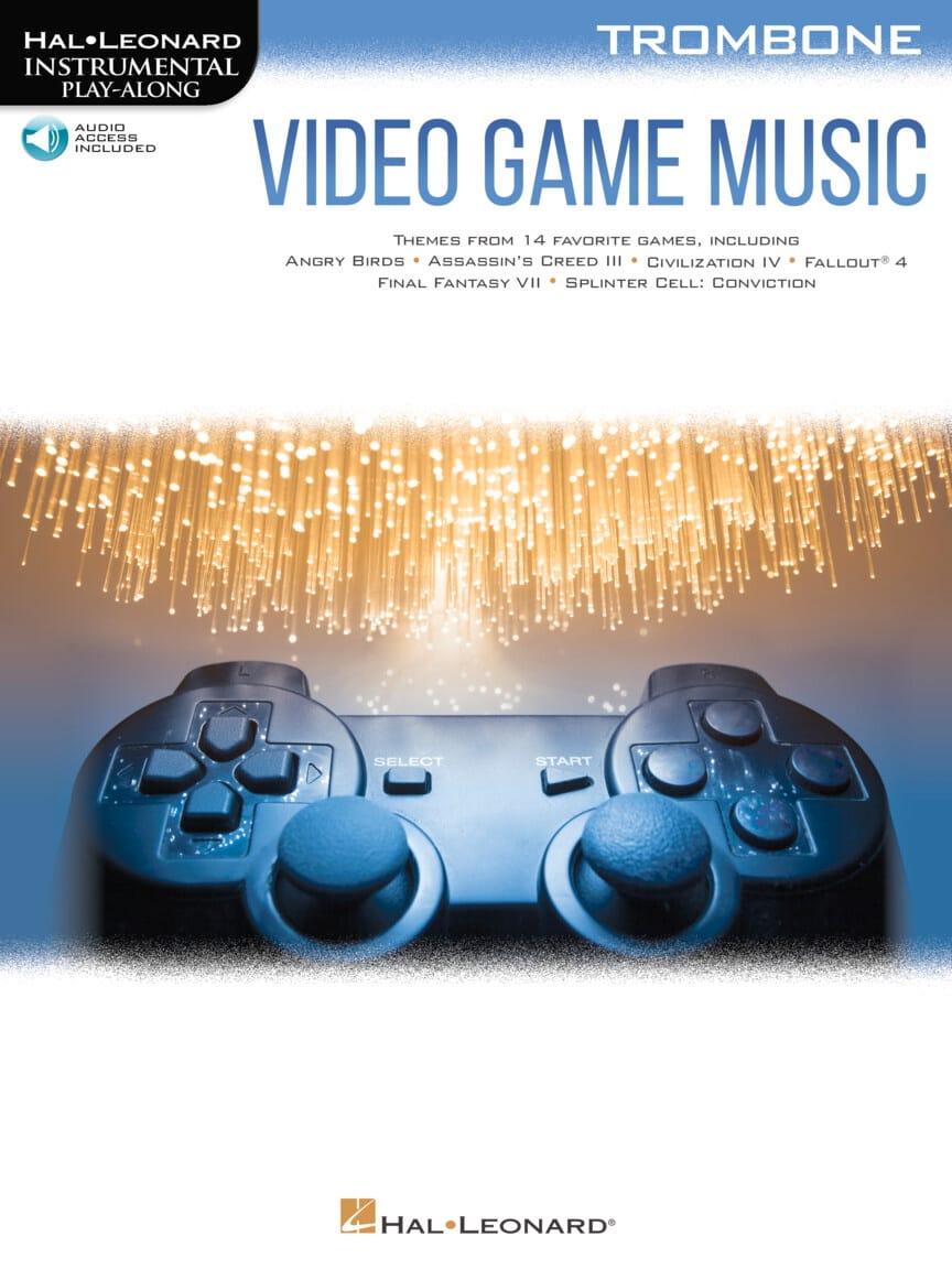 Video Game Music - Trombone - Musique de Jeux Vidéo - laflutedepan.com