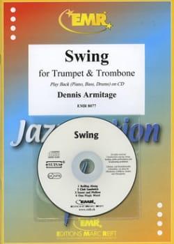 Swing Dennis Armitage Partition Ensemble de cuivres - laflutedepan
