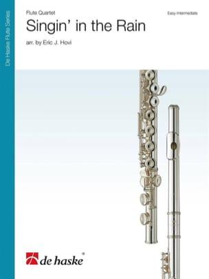Gene Kelly - Singin 'in the Rain - Flute Quartet - Partition - di-arezzo.co.uk