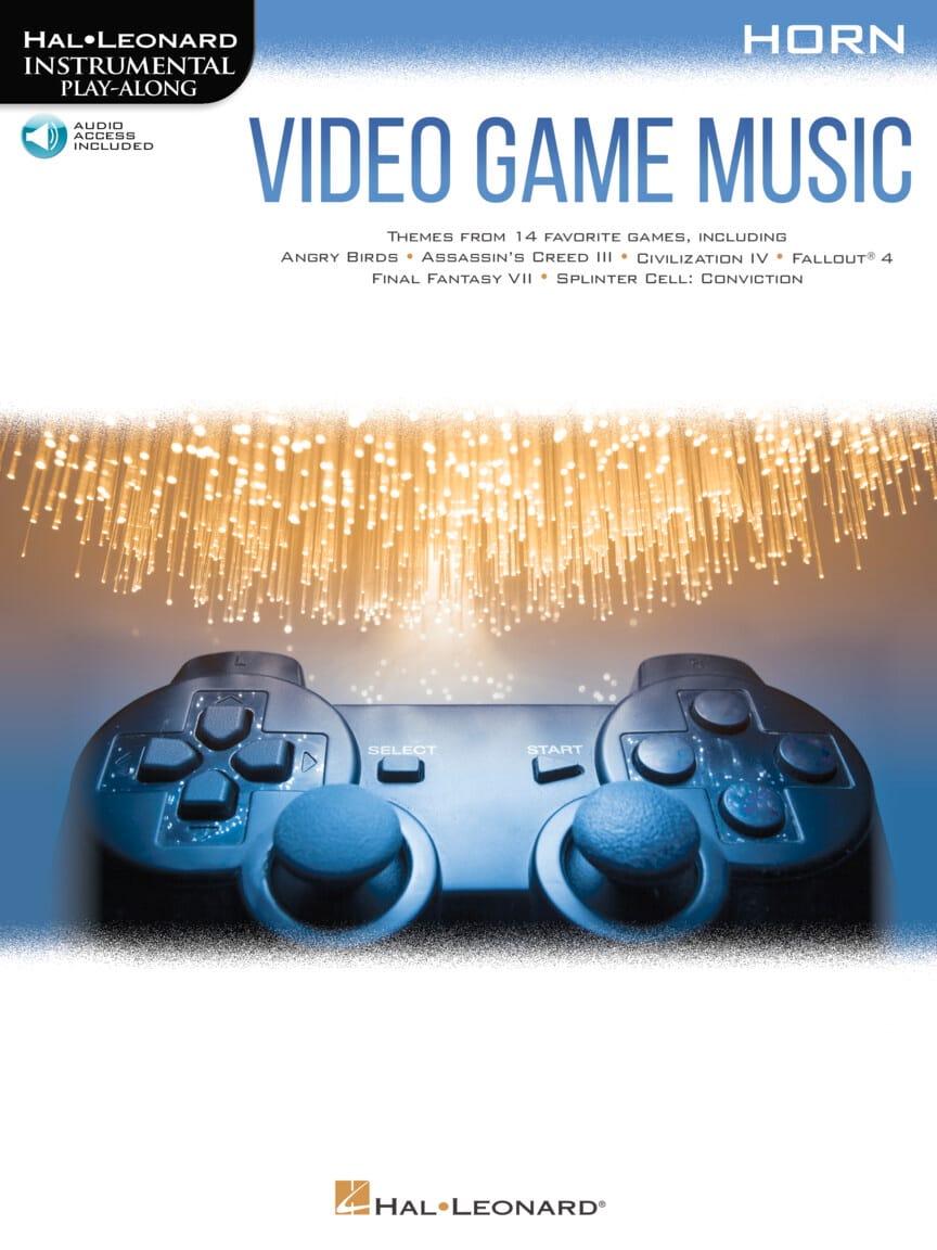 Video Game Music for Horn - Musique de Jeux Vidéo - laflutedepan.com