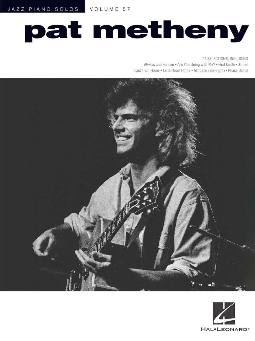 Jazz Piano Solos Series Volume 57 - Pat Metheny - laflutedepan.com