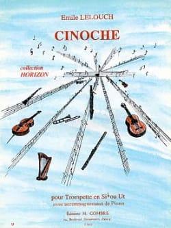 Cinoche Emile Lelouch Partition Trompette - laflutedepan