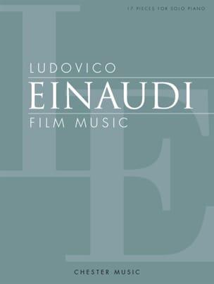 Film Music Ludovico Einaudi Partition Musique de film - laflutedepan