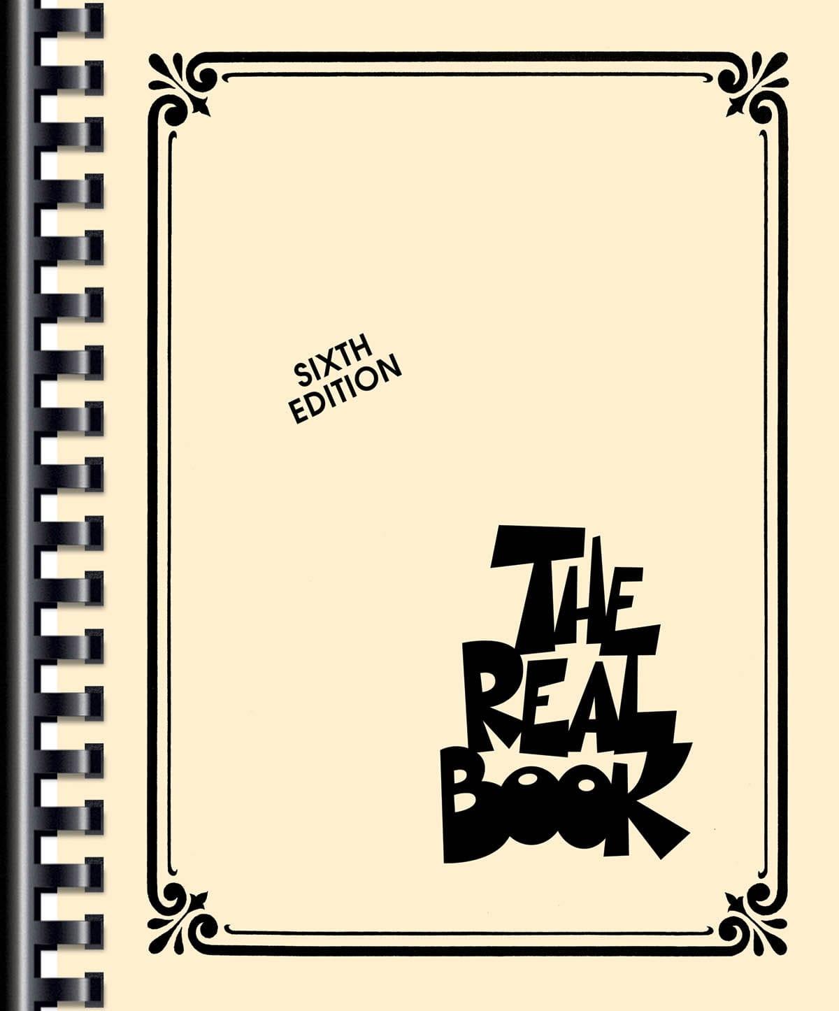 The Real Book Volume 1 - Sixth edition - C Instruments - laflutedepan.com