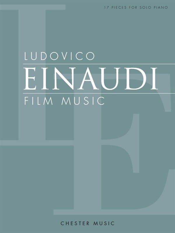 Film Music - Ludovico Einaudi - Partition - laflutedepan.com