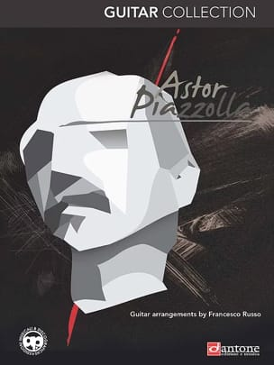 Guitar Collection Astor Piazzolla Partition Guitare - laflutedepan