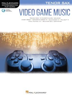 Video Game Music for Tenor Sax Musique de Jeux Vidéo laflutedepan