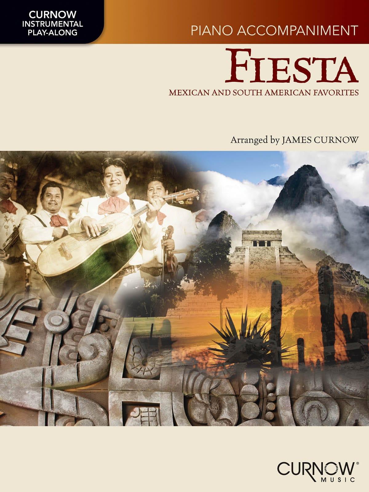 Fiesta - Traditionnel - Partition - Piano - laflutedepan.com