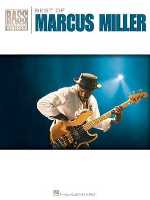 Best Of Marcus Miller Marcus Miller Partition Jazz - laflutedepan