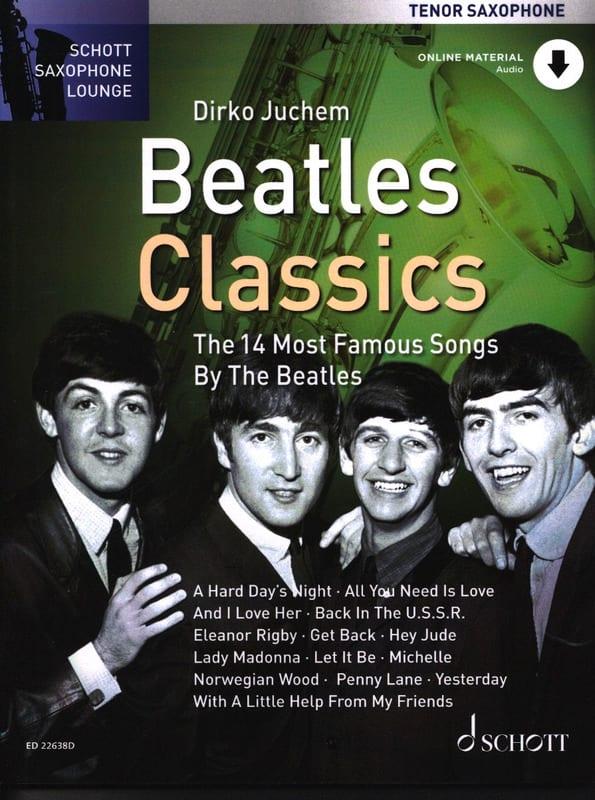 Beatles Classics - BEATLES - Partition - Saxophone - laflutedepan.com